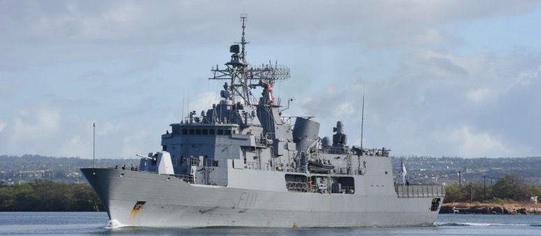 RIMPAC sea phase starts Wednesday