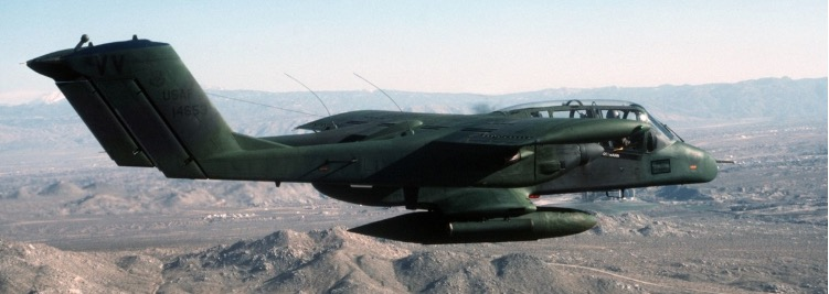 US Air Force is giving away retired turboprop light attack aircraft to Philippines