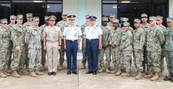 Wescom awards medals to PH, US Seabees in Palawan