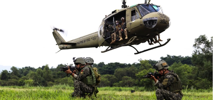 Army participates in Joint Exercise DAGIT- PA 2018