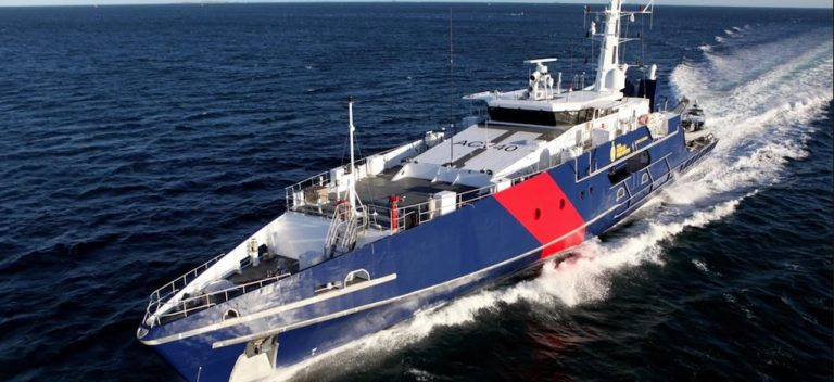 Austal to build six 80-meter OPVs for the Philippine Navy