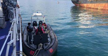 Coast Guard bares new anti-terrorism fast boat in Palawan