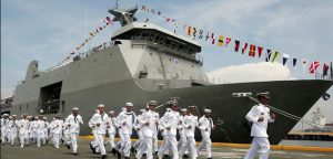 DND chief Navy should have been strongest of all military services