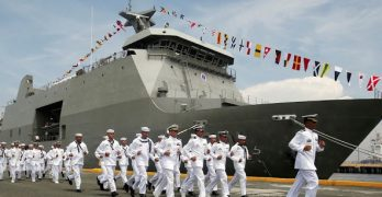 DND chief: Navy should have been strongest of all military services