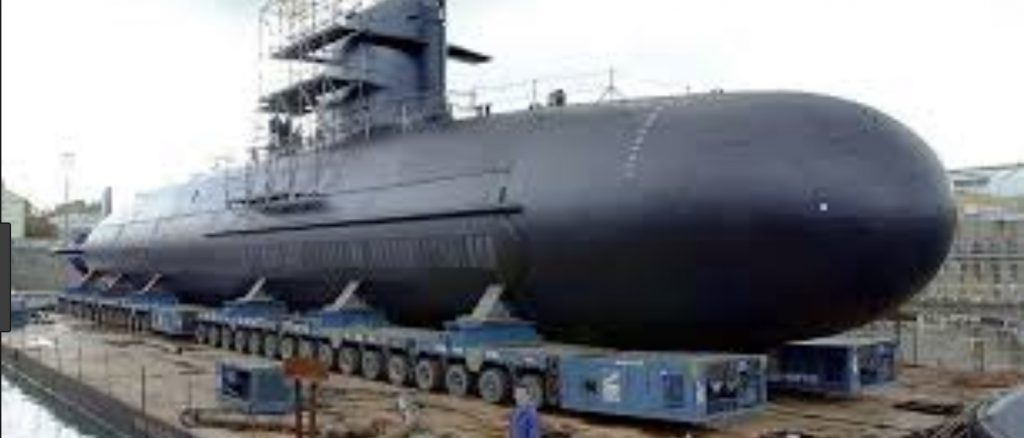 Gov't-to-gov't procurement eyed for Navy submarine program