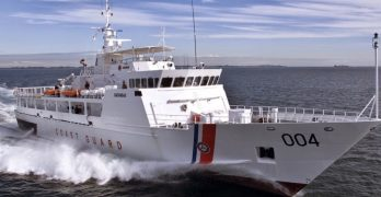 Japan hands over high-speed boats to PH