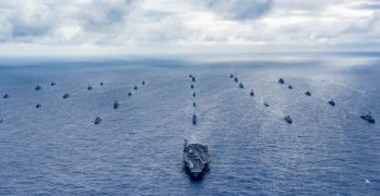 Largest International Maritime Exercise Rim of the Pacific 2018 Concludes
