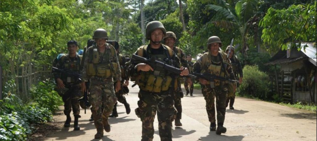Duterte willing to send Filipino troops to Jordan to fight ISIS