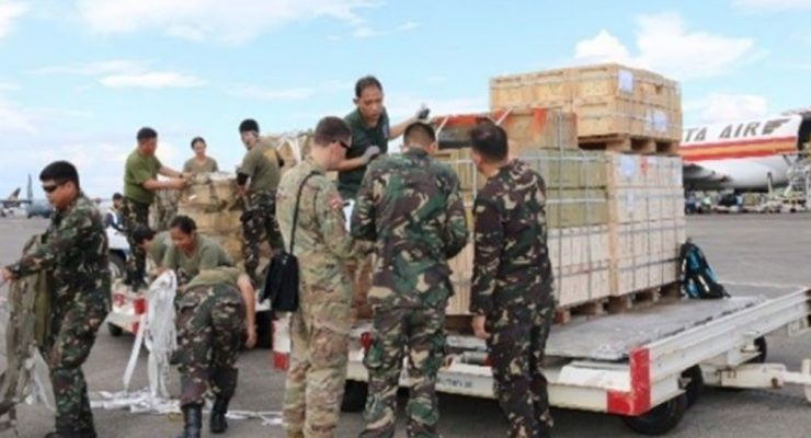Military secures P117.4 million worth of ammunition from US