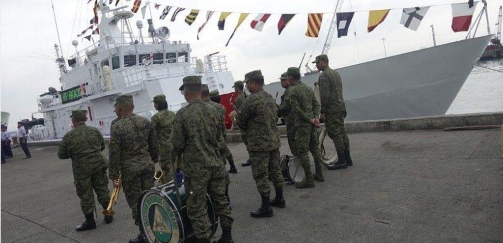 New Coast Guard ship sent to patrol 'southern backdoor'