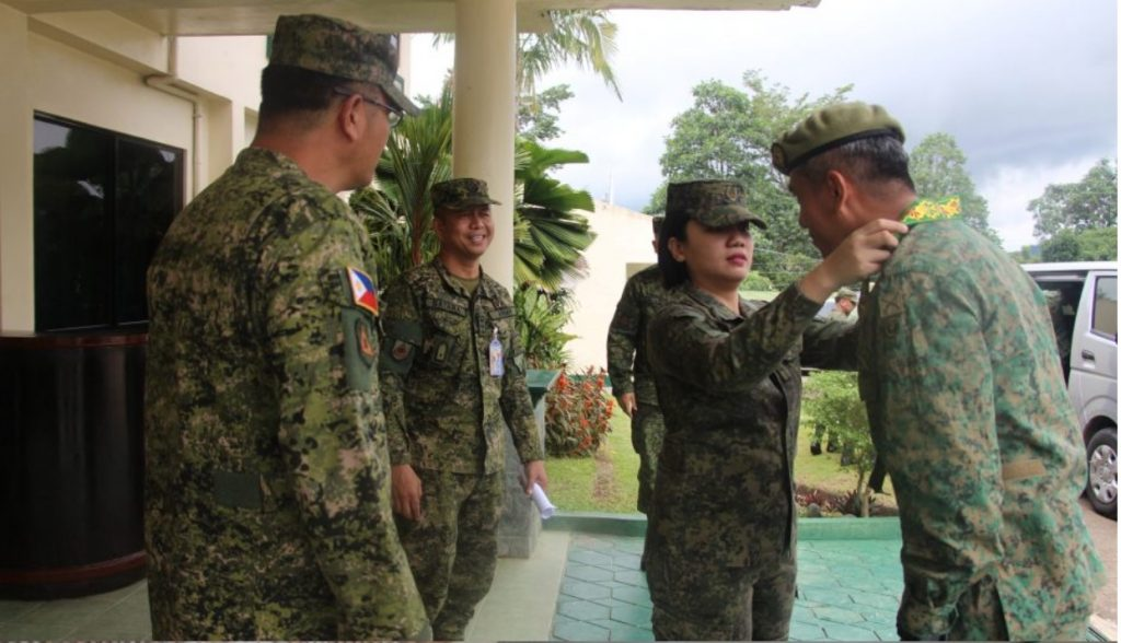 COL ANDREW LIM, Commander HQ 9 Division/ Chief Infantry Officer, Singapore Army and party, visited 1st Infantry (Tabak) Division, Philippine Army on 26 September 2018.