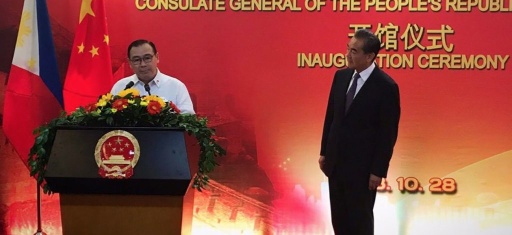 China opens consulate in Davao City
