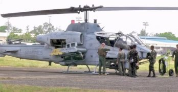 AH-1W for Attack Chopper?