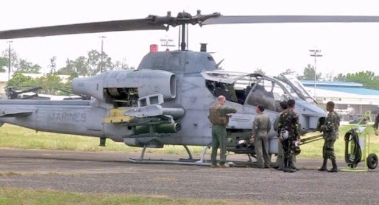 AH-1W for Attack Chopper?